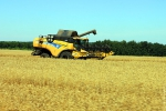 Комбайн New Holland. - Maloarhangelsk.Ru